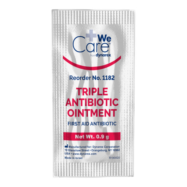 Triple Antibiotic Packet