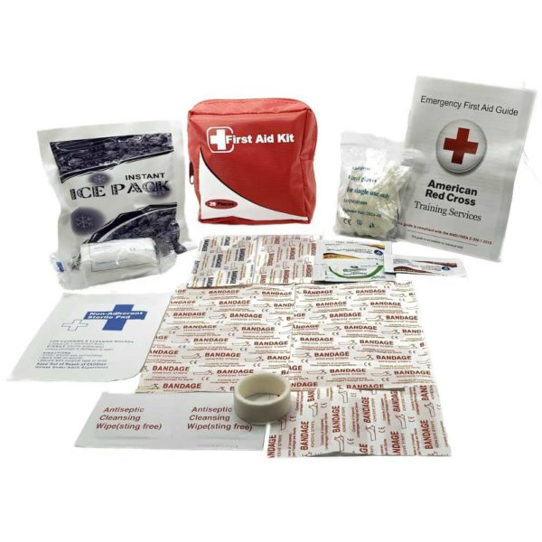 Compact-Travel First Aid Kit FAK2175
