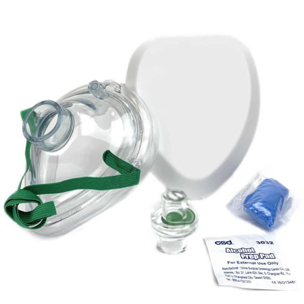 Adult/Child CPR Mask FAK5000BLANK
